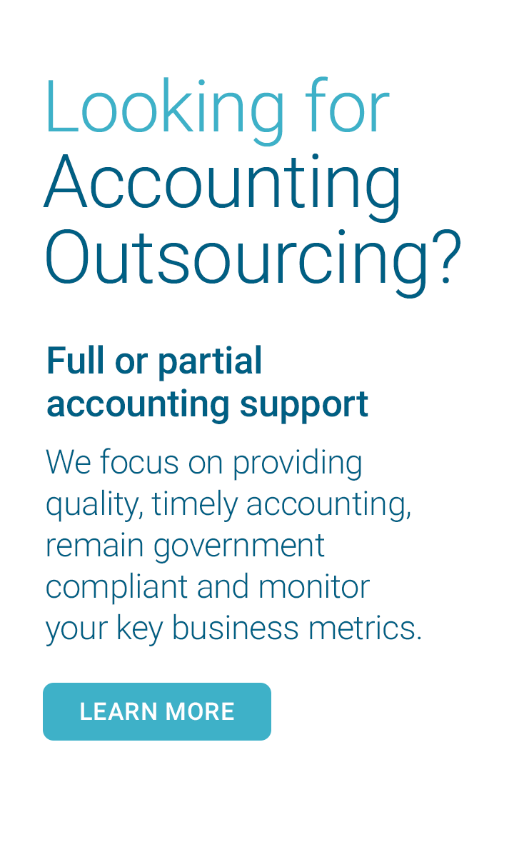 Accounting outsourcing. Full or partial accounting support. Learn more.